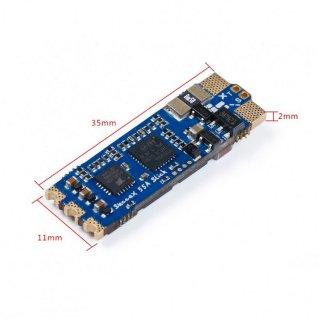 SucceX 55A Slick 2-6S BLHeli_32 Dshot1200 ESC