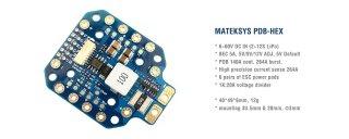 MATEKSYS PDB-HEX, 12S