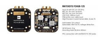 MATEKSYS XCLASS PDB FCHUB-12S