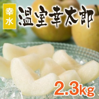 【幸水】温室幸太郎2.3kg【7/10頃〜発送】