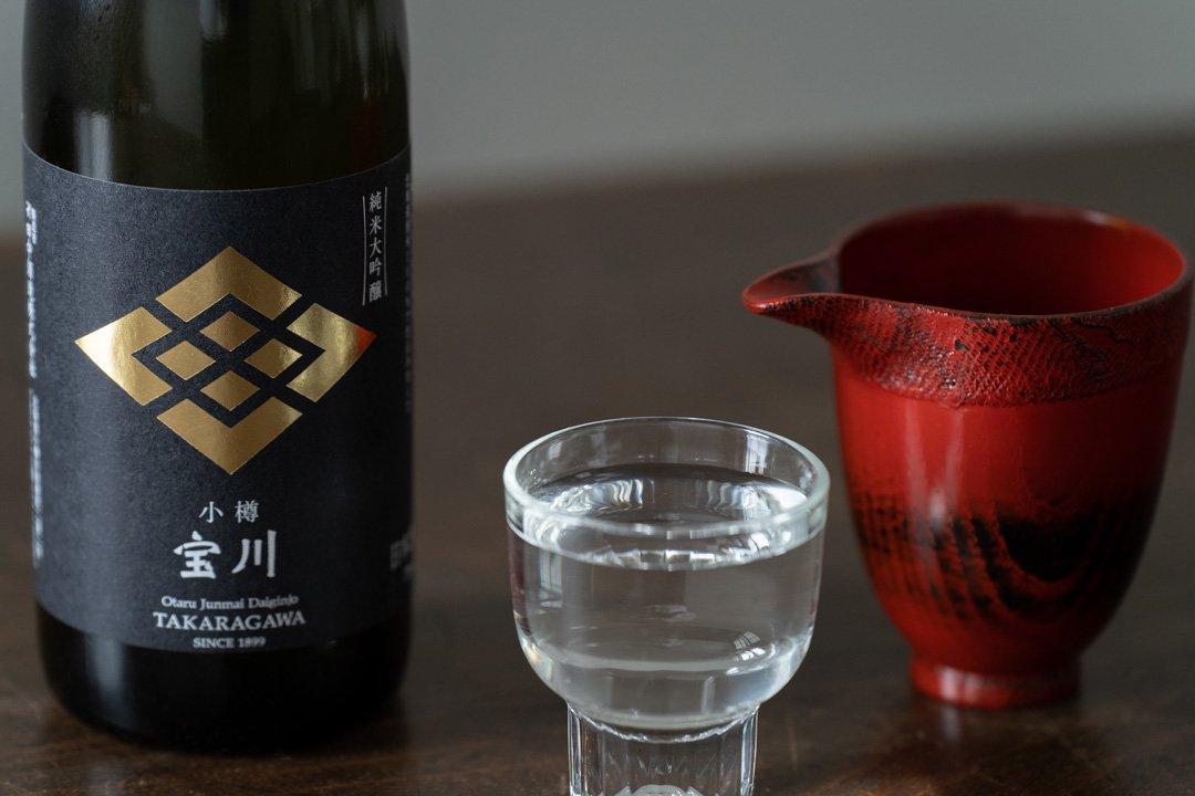 純米大吟醸 宝川