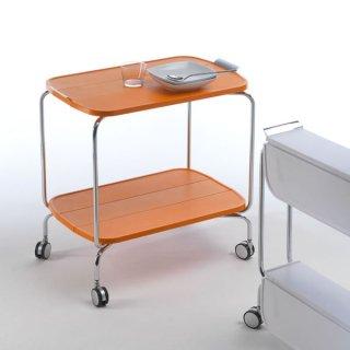 折りたたみキッチンワゴン/SMART 0/139イタリア組立家具pezzani(幅66奥45高65)