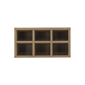新ラチス フナモコ|デスク上置き(リアルウォールナット 幅89.1x高さ47.6 完成品)