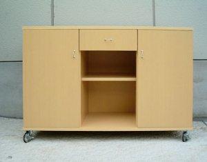 オーダー家具制作事例0160:カウンター幅120