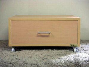 オーダー家具制作事例0283:1段1列メールボックス
