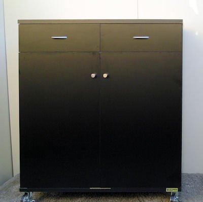 オーダー家具制作事例0199:飲食店舗用キャビネット