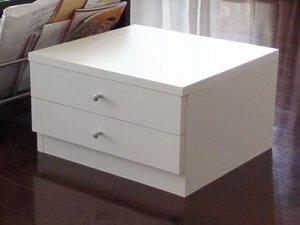 オーダー家具制作事例0399:小引き出し(幅45x奥42x高さ26)