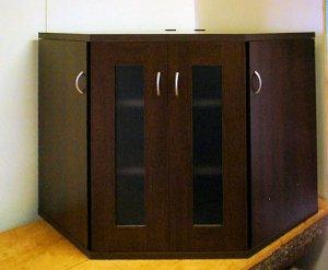オーダー家具制作事例0264:コーナーTVボード 高さ75