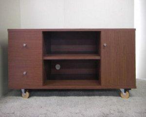 オーダー家具制作事例0294:「イノセント」TVボード 幅110