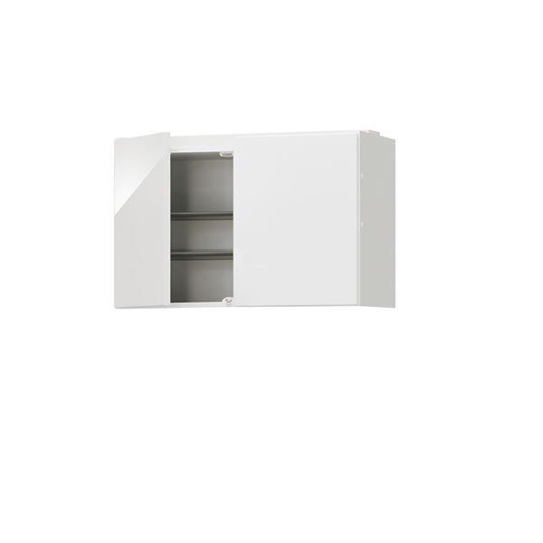 シューズすきまくん扉Tシリーズ/定尺幅シューズボックス用上置き(幅75用 高さ61-80cm)