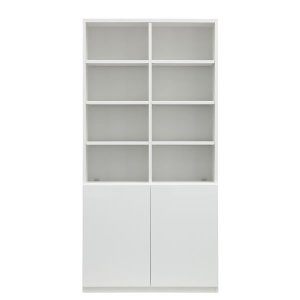 ブックすきまくんBSP/下段扉 幅90x高さ180.2cm