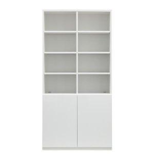 ブックすきまくんBSP/定尺幅 下段扉 幅90x高さ180.2cm