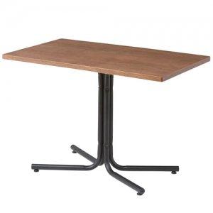 リビングダイニング兼用カフェテーブル(高さ67x幅100x奥行60cm)