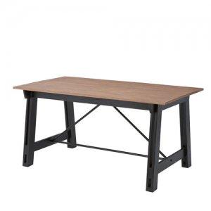 天然木ミンディ ダイニングテーブル(幅150奥行80高さ72cm)