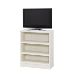 ハイタイプテレビ台 レギュラータイプ 幅オーダー/オープン(幅15-90x奥行31x高さ80)