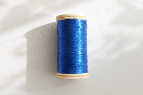 フィラガン メタリック240 Pure blue〔フランス製〕