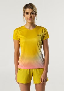 <img class='new_mark_img1' src='https://img.shop-pro.jp/img/new/icons61.gif' style='border:none;display:inline;margin:0px;padding:0px;width:auto;' />SUPER SPEED AERO T-SHIRT WOMEN SULFUR