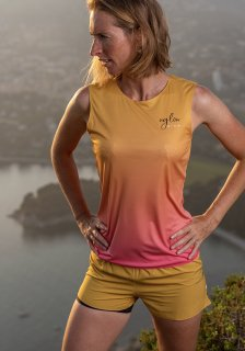 <img class='new_mark_img1' src='https://img.shop-pro.jp/img/new/icons61.gif' style='border:none;display:inline;margin:0px;padding:0px;width:auto;' />SUPER SPEED AERO WIDE TOP TANK  WOMEN SULFUR
