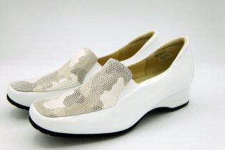 3Eコンフォート 深めローファータイプ靴