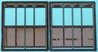 TTP8203-02 【1/80】DD51分割型ラジエターカバー