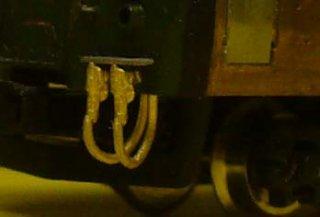 【N】TTP107B 113/115系ジャンパー栓(KE76)独立・ホース有3個入