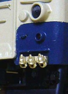 【N】TTP107C 113/115系ジャンパー栓(KE76)三連・ホースなし1個入