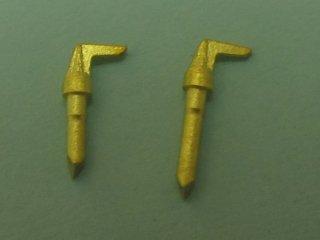 【N】TTP127-02 私鉄用逆L形アンテナ1(旧型)