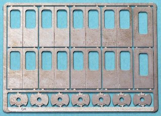 【N】TTP203-04 国電用側扉 Hゴムはめ込み用