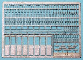 【N】TTP214 103-1000/301系手すりセット