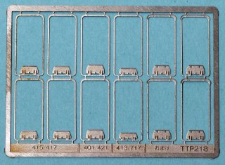 【N】TTP218-01 415系前面幌枠
