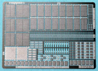 【N】TTP230特 国電ルーバー集 徳用 板10枚入