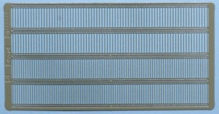 【N】TTP243-02G 荷物車用保護棒(緑色塗装済)
