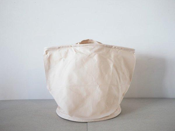 帆布のバケツバッグ 25L