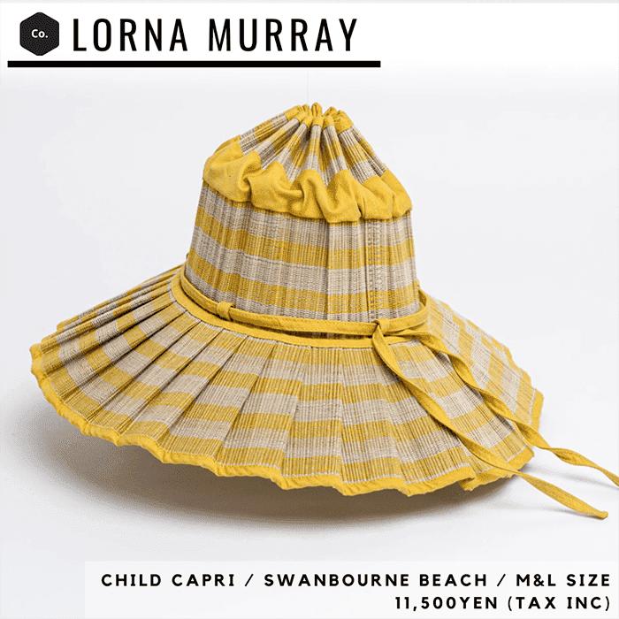 (child)カプリハット/Swanbourne Beach