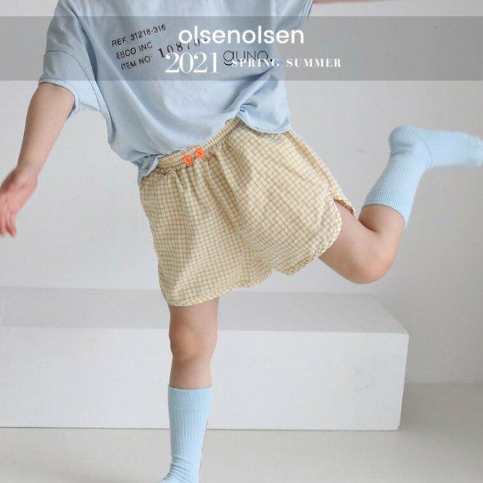 3 check shorts