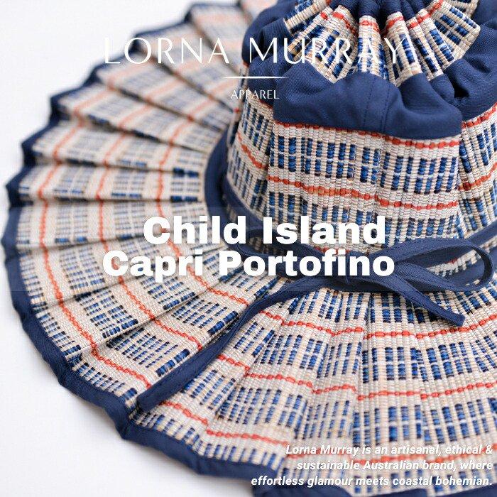 Child Island Capri Portofino/LORNA MURRAY