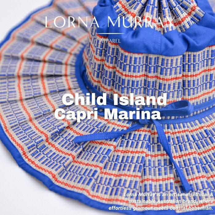 Child Island Capri Marina/LORNA MURRAY