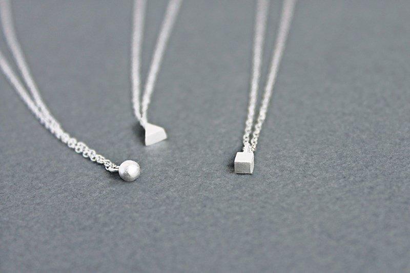marusan,sankakun,shikakun(necklace)