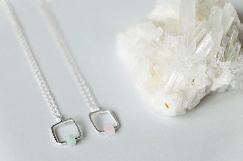 シャーベット(necklace)