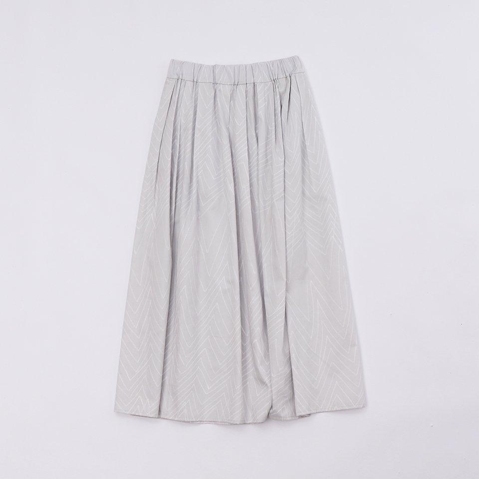 レディスロングスカート 1「ギザギザ」