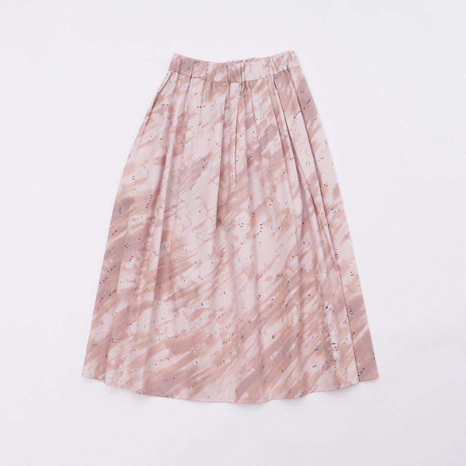 レディスロングスカート  4「 kaze Pink 」