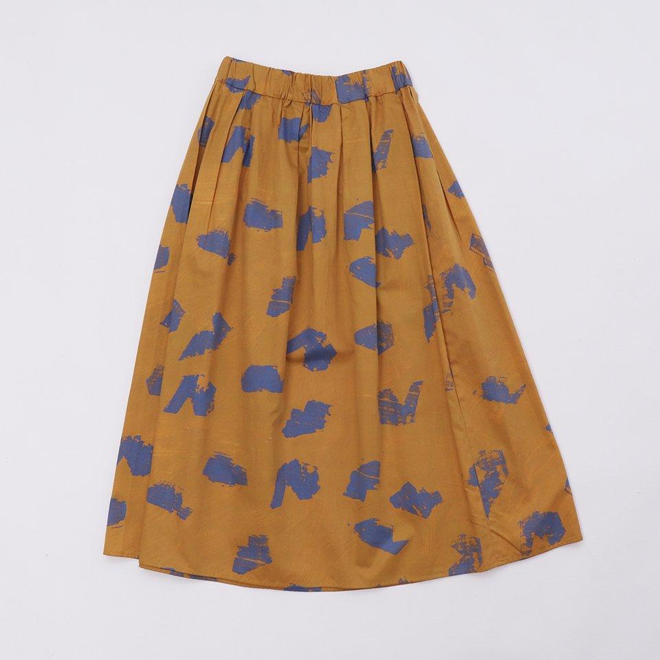 レディスロングスカート 10「 Dalmatian Brown 」