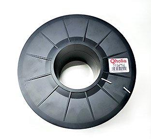 QholiaフィラメントPLA マットグレー1.5kg(1.75mm径)