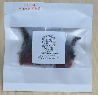 九州良果 フルーツティー2P イチゴ(あまおう)