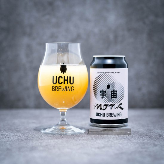 【ビール】宇宙MONK 6本セット