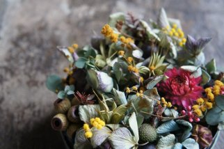 Dry flower box #6