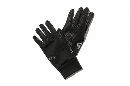 Yohji Yamamoto × New Era STRETCH FLEECE WARMER GLOVE