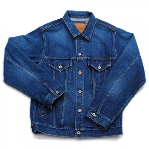 doublet【ダブレット】MEMORIAL POLAROID DENIM JACKET INDIGO 21SS06BL115