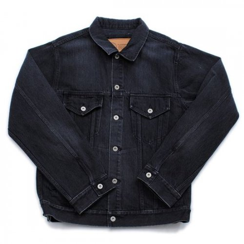 doublet【ダブレット】MEMORIAL POLAROID DENIM JACKET BLACK 21SS06BL115