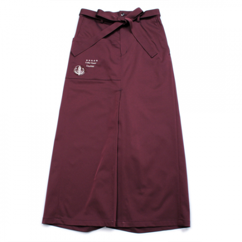 doublet【ダブレット】MEN GALCON'S APRON TROUSERS BROWN 21SS09PT143
